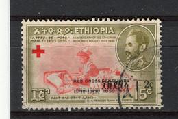 ETHIOPIE - Y&T N° 349° - Croix-Rouge - Ethiopia