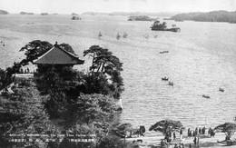 Carte Postale Du Japon, Godaido Matusima, TheJapon Three Famous Views - Hiroshima