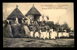 ALLEMAGNE - STELLINGEN - CARL HAGENBECK'S TIERPARK - Stellingen