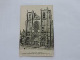 NANTES - La Cathédrale - Première Pierre Posée Par Jean V Duc De Bretagne, En Avril 1434  B0036 - Nantes