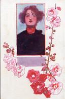 KEMPF - Femme Art Nouveau - Philipp & Kramer  V. LVI/7 (6665 ASO) - Altre Illustrazioni