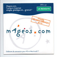 MAGEOS.com: L'Accés à Internet Simple, Pratique Et Gratuit, La Redoute (21-12) - Kit Di Connessione A  Internet