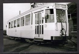 PHOTO  TRAM  LEUVEN DIEST REPRO - Tramways