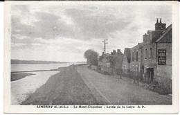 Cpa Limeray (1280 Hab.)  - Le Haut Chantier / Levée De La Loire . - Sonstige Gemeinden