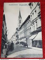 BRUXELLES - BRUSSEL - IXELLES - ELSENE - Rue De La Paix  - Vredestraat - Ixelles - Elsene