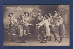 CPA Cirque Circus Cirk Non Circulé Roumanie Romania Voir Dos Cachet - Circus
