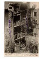 CAHORS (46) - Vieille Maison Sainte Catherine, Rue Du Four (Train Sanitaire) - Cahors