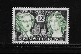 FRANCE  ( FRO5 - 33 )  1956  N° YVERT ET TELLIER  N° 1061 - Used Stamps