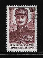 FRANCE  ( FRO5 - 36 )  1956  N° YVERT ET TELLIER  N° 1064 - Used Stamps