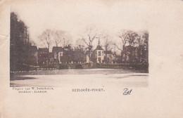 0312306Heilooër Poort 1899 (linkerkant Een Scheurtje) - Alkmaar
