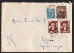 DDR 1956 - Brief Nach Bern - Storia Postale