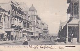 4826  5  Johannesburg, President Street  1906 - Südafrika