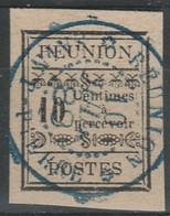 REUNION - TAXE N°2 - Oblitéré - Gebraucht