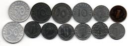 Allemagne -Lot De 13 Monnaies - Lots & Kiloware - Coins
