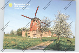 WINDMÜHLE / Mill / Molen / Moulin - POMMERN / PL - Molinos De Viento