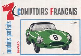 Buvards Automobile Comptoirs Francais - Macchina