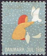 DENMARK #  CHRISTMAS STAMPS FROM 1954(*) - Otros