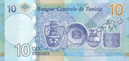 TUNISIA P. NEW 10 D 2020 UNC - Tunisia
