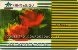 PORTUGAL - CRÉDITO AGRÍCOLA - Credit Cards (Exp. Date Min. 10 Years)
