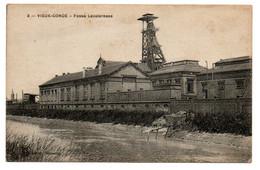 Vieux Condé - N°3 - Fosse Lavaleresse - Charbonnage - Ed: Hautmont - 2 Scans. - Vieux Conde