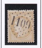 GC 1109 CONFLANS EN JARNISY ( Dept 52 Meurthe Et Moselle ) S / N° 59 - 1849-1876: Klassik