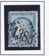 GC 1385 EINVILLE ( Dept 52 Meurthe Et Moselle ) S / N° 60 - 1849-1876: Classic Period