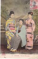 Saïgon Trio De Mousmées - Vietnam
