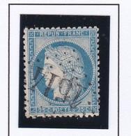 GC 1514 FLAVIGNY SUR MOSELLE ( Dept 52 Meurthe Et Moselle ) S / N° 60 - 1849-1876: Classic Period