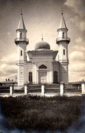 RUSSIA - SEMIPALATINSK / СЕМИПАЛАТИНСК [ SEMEY / KAZAKHSTAN ] - МЕЧЕТЬ / MOSQUÉE / MOSQUE - REAL PHOTO ~ 1917 (ag785) - Kazakhstan