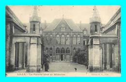 A927 / 357 59 - LILLE Faculté Libre De Médecine - Lille