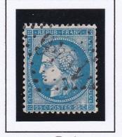 GC 1646 GERBEVILLER ( Dept 52 Meurthe Et Moselle ) S / N° 60 - 1849-1876: Klassik