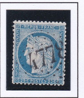 GC 4778 LEYR ( Dept 52 Meurthe Et Moselle ) S / N° 60 - 1849-1876: Klassik