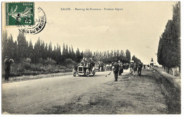 E1 BDR 13 SALON DE PROVENCE Meeting De Provence Premier Départ 1908 TBE - Salon De Provence