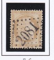 GC 2081 LONGWY ( Dept 52 Meurthe Et Moselle ) S / N° 55 - 1849-1876: Klassik