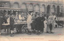 CPA - Types Toulousains - Le Marchand De Glaces Et Ses Clients - TBE - Toulouse