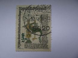 Österreich  1658  O - 1971-80 Used