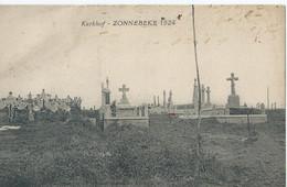 Zonnebeke - Kerkhof - 1924 - Zonnebeke