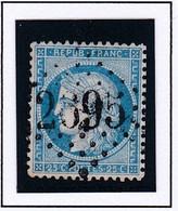 GC 2695 NOVIANT AUX PRES ( Dept 52 Meurthe Et Moselle ) S / N° 60 - 1849-1876: Klassik