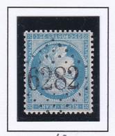 GC 6282 PARROY ( Dept 52 Meurthe Et Moselle ) S / N° 60 Indice Baudot S / L : 14 Soit 130€ - 1849-1876: Klassik