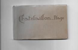 12056 - Carnet De 20 CPA De CHATELAILLON PLAGE - Châtelaillon-Plage