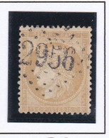 GC 2956 PONT SAINT VINCENT ( Dept 52 Meurthe Et Moselle ) S / N° 59 - 1849-1876: Classic Period