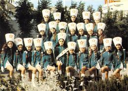 34-BEZIERS- MAJORETTES U.A.I.C.F LES ETOILES DU RAIL - Beziers