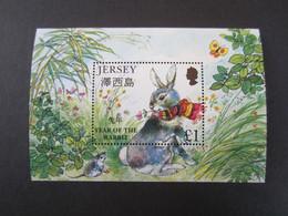 Jersey Mi: 870  BL 21 MNH 1999 - Jersey
