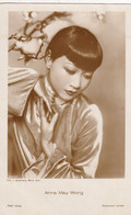 Anna May Wong.Ross Edition Nr.5462/1 - Actores
