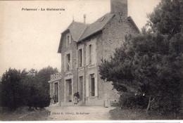Saint - Coulomb : La Guimerais - Saint-Coulomb
