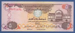 UNITED ARAB EMIRATES - P.26a – 5 DIRHAMS2009 - UNC - United Arab Emirates