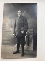 Foto Ak Poilu Soldat Francais Zouave - Guerra 1914-18