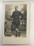 Foto Ak Soldat Francais Zouave Uniform - Guerra 1914-18