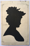 CLAUSEN Et NOLDEN ,silhouettistes De Copenhague ( Danemark) - Silueta