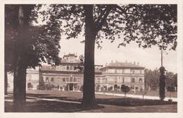 Parma - Scuola D'Applicazione Di Fanteria E Giardini Pubblici - Parma